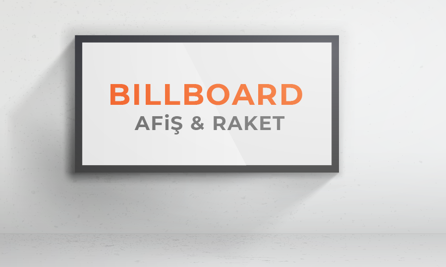 Billboard& Afiş 1